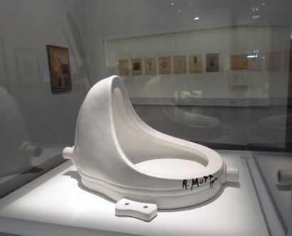 Fountain - Duchamp