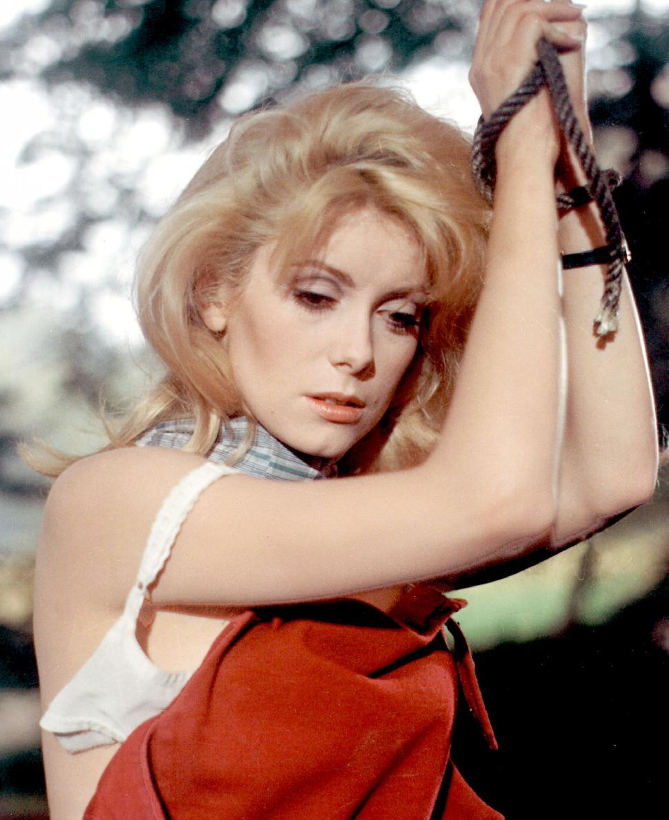 Quiz Nouvelle Vague Icons: Catherine Deneuve
