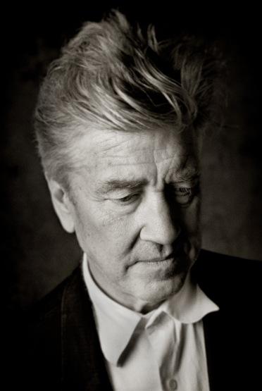 Press Image l Portrait of David Lynch l Mark Berry