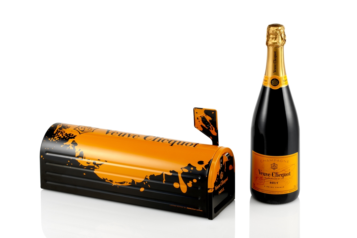 Veuve Clicquot launches 'Re-Creation Awards' Design Competition
