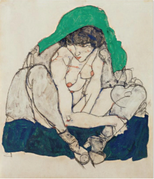 Egon Schiele: The Radical Nude
