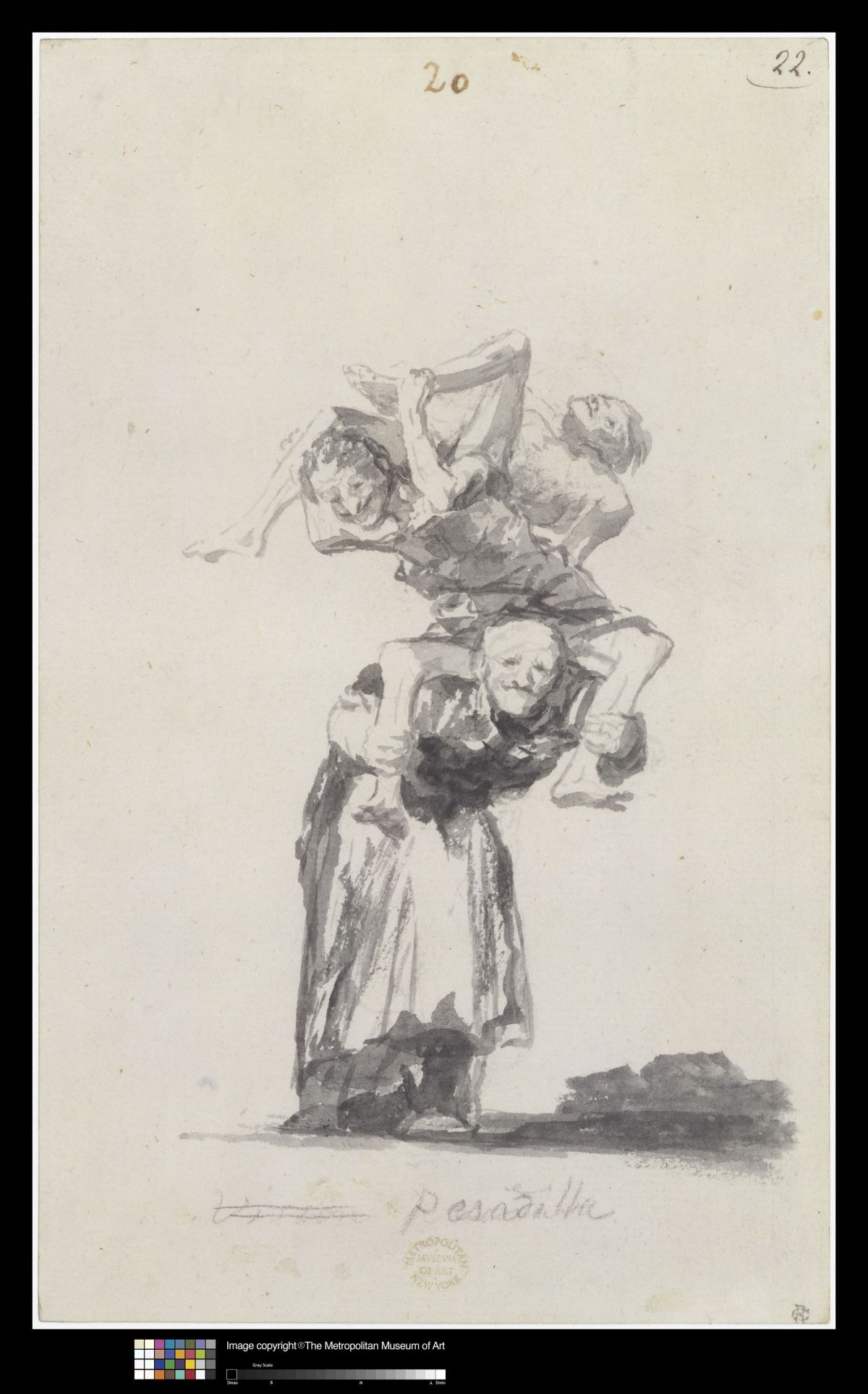 Photogallery: Goya: The Witches and Old Women
