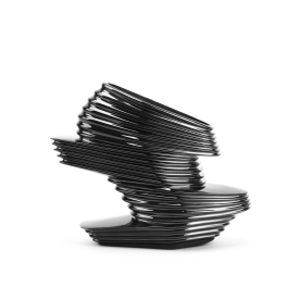 Title: NOVA Artist: Zaha Hadid for United Nude Date: Credit line: (c) Image Courtesty of United Nude