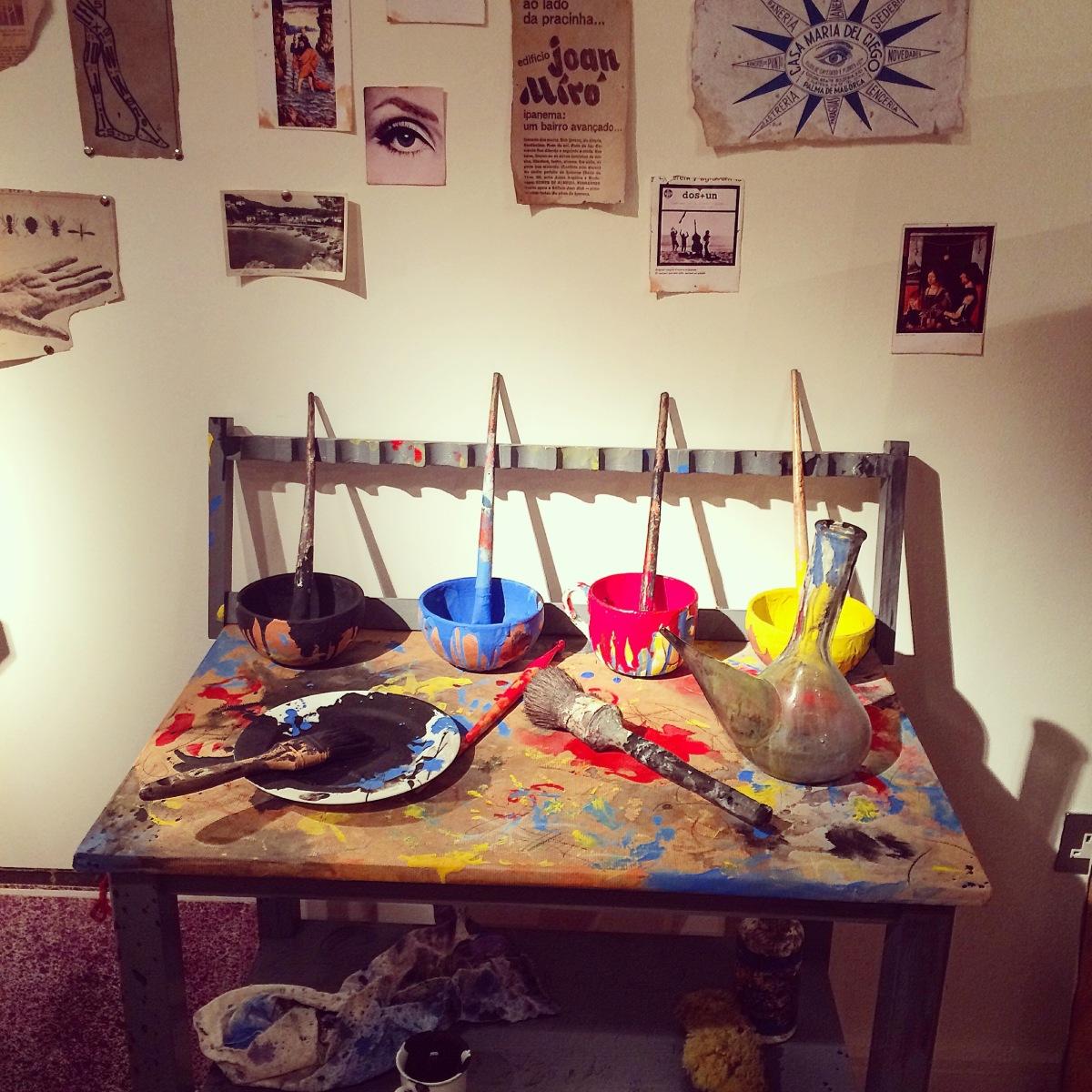 Mirò's Studio